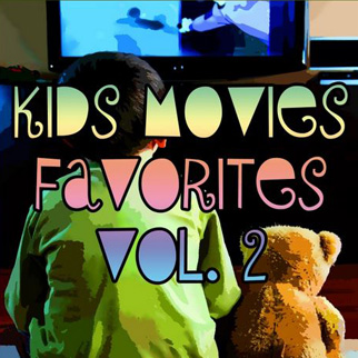 Chocolate Ice Cream – Kids Movie Favorites, Vol. 2