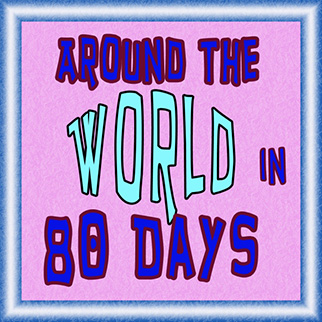 Chocolate Ice Cream – Around the World in 80 Days