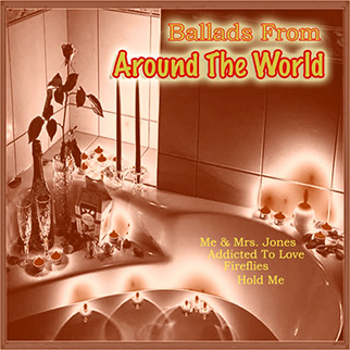 Various Artists – Balads From Around The World-70's 80's & 90's