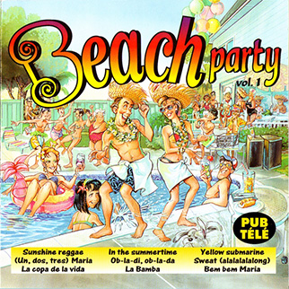 Various Artists – Beach Party