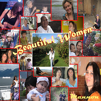 Mannon – Beautiful Women
