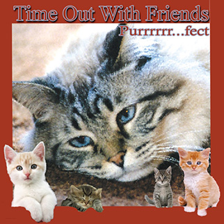 Costanzo – Cat Time Out with Friends (Purrr…fect)