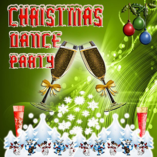 Mannon – Christmas Dance Party