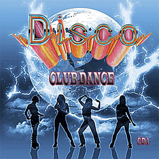 Disco Club Dance CD1 Various Artists