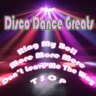 Various Artists – Disco Dance Greats