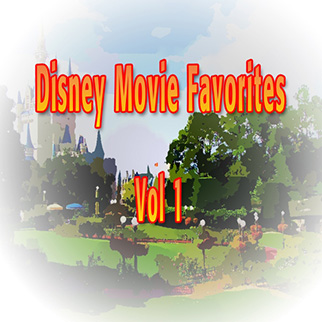 The Showcast – Disney Movie Favorites, Vol. 1