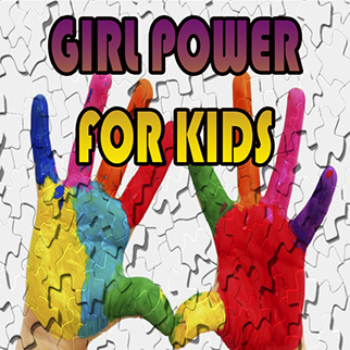 Chocolate Ice Cream – Girl Power for Kids