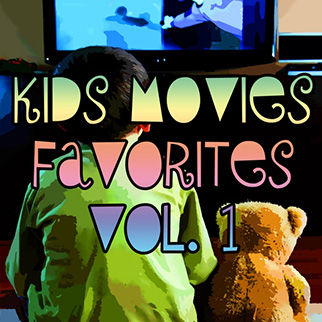 Kids Movie Favorites, Vol. 1 Chocolate Ice Cream