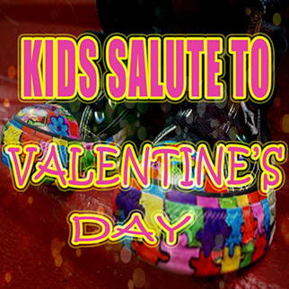 Chocolate Ice Cream – Kids Salute to Valentine's Day