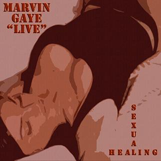 Marvin Gaye – Marvin Gaye Live