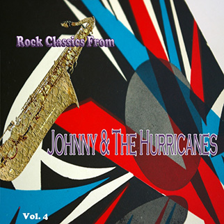 Johnny & The Hurricanes – Rock Classics from Johnny & the Hurricanes, Vol. 4