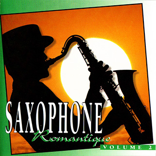 Various Artists – Romantic Sax Vol 2