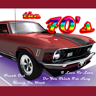 The 70's Various Artists