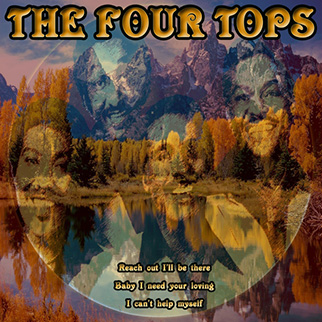 The Four Tops – The Four Tops