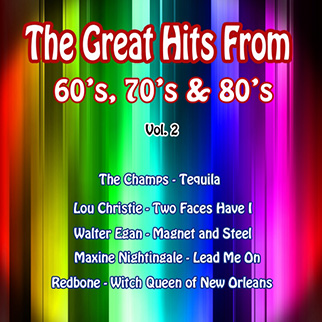 Various Artists – The Great Hits from 60's, 70's & 80's, Vol. 2