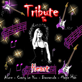Heart Attack – Tribute to Heart