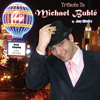 Joey Oliveira – Tribute To Michael Bublé