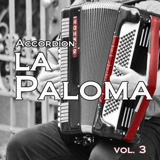 Accordion la Paloma, Vol. 3 – Gdańska Orkiestra Ogrodowa