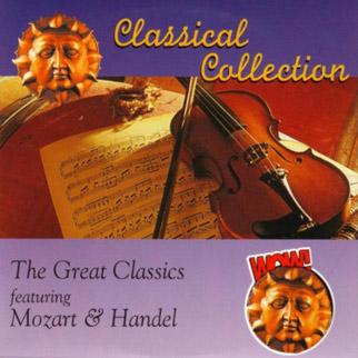 Wow-Classics Feat. Mozart & Handel