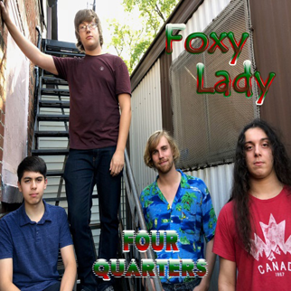 Four Quarters – Foxy Lady
