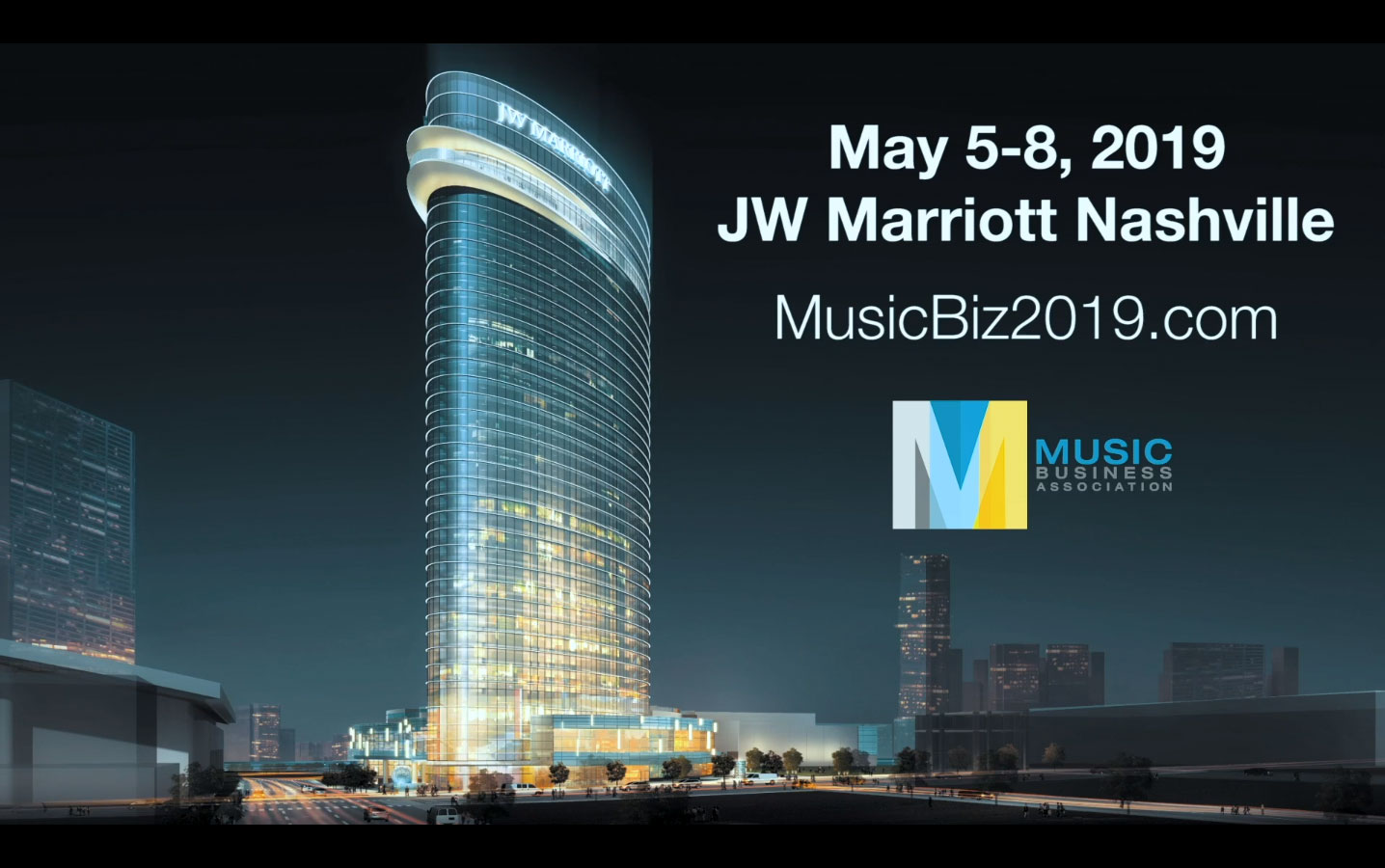 Dance Plant will attend MUSIC BIZ 2019 in Nashville