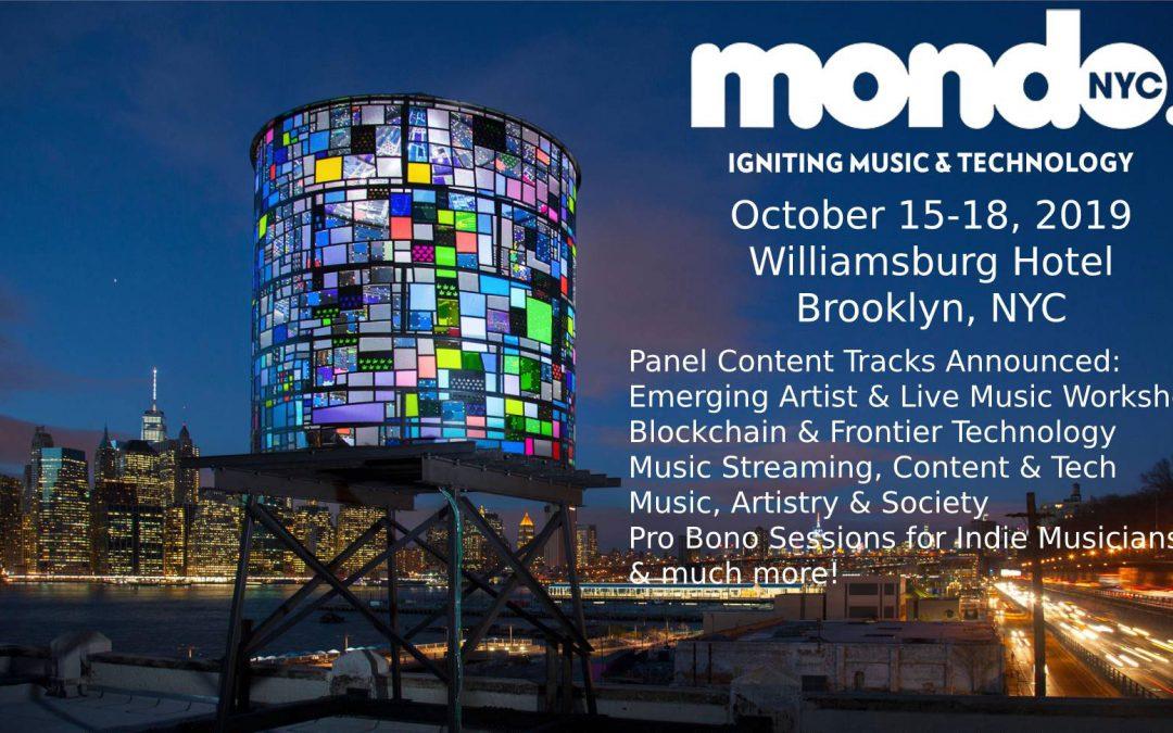 Dance Plant will attend MONDO NYC 2019