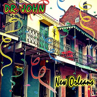 Dr. John – New Orleans