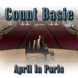 Count Basie – April in Paris, Vol. 1