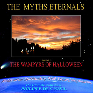 Philippe De Canck – Bats Of The Night/Wampyrs Of Holloween