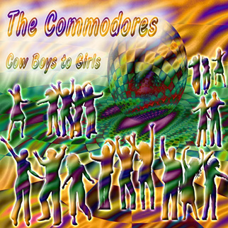 The Commodors – Cowboys to Girls