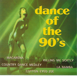 Various Artists – Dance of the 90's