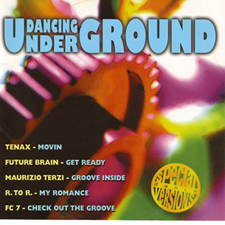 Various Artists – Dancing Underground