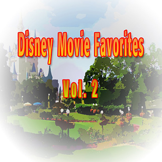 The Showcast – Disney Movie Favorites, Vol. 2