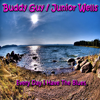 Buddy Guy – Every Day I Have the Blues