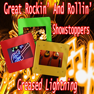 The Showcast – Great Rockin' and Rollin' Showstoppers (Greased Lightning)