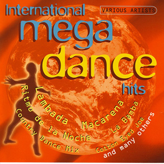 Various Artists – International Mega Dance Hits