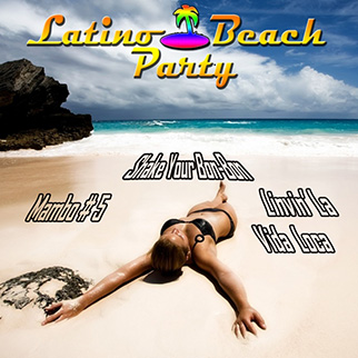 Various Artists – Latino Beach Party