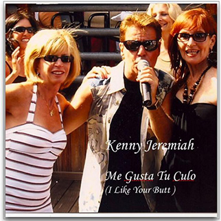 Kenny Jeremiah – Me Gusta Tu Culo (I Like Your Butt)