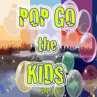 Chocolate Ice Cream – Pop Go the Kids, Vol. 3