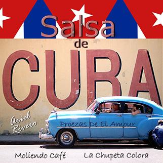 Ariel Rivero – Salsa De Cuba