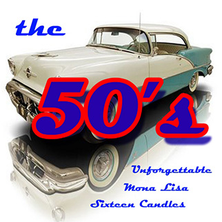 Various Artists – The 50's