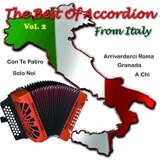 Costanzo – The Best of Accordion from Italy 2
