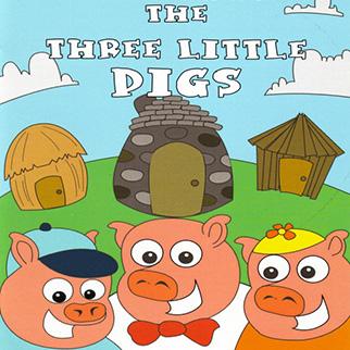 R.P. – The Three Little Pigs