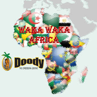 Doody le Tigre – Waka Waka Africa
