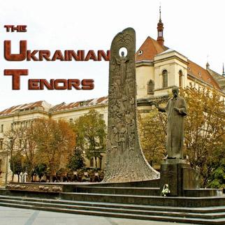 The Ukrainian Tenors – Tenors Bel'canto